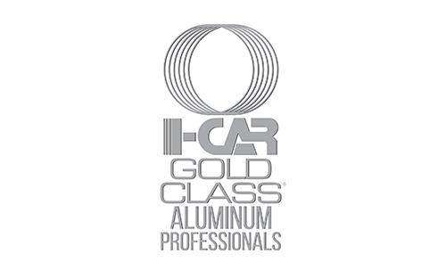 I-CAR Gold Class Aluminum