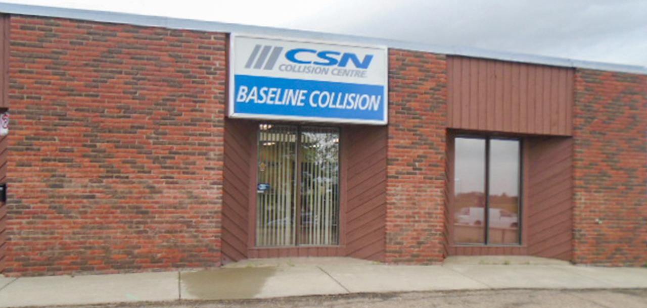 CSN – BASELINE COLLISION