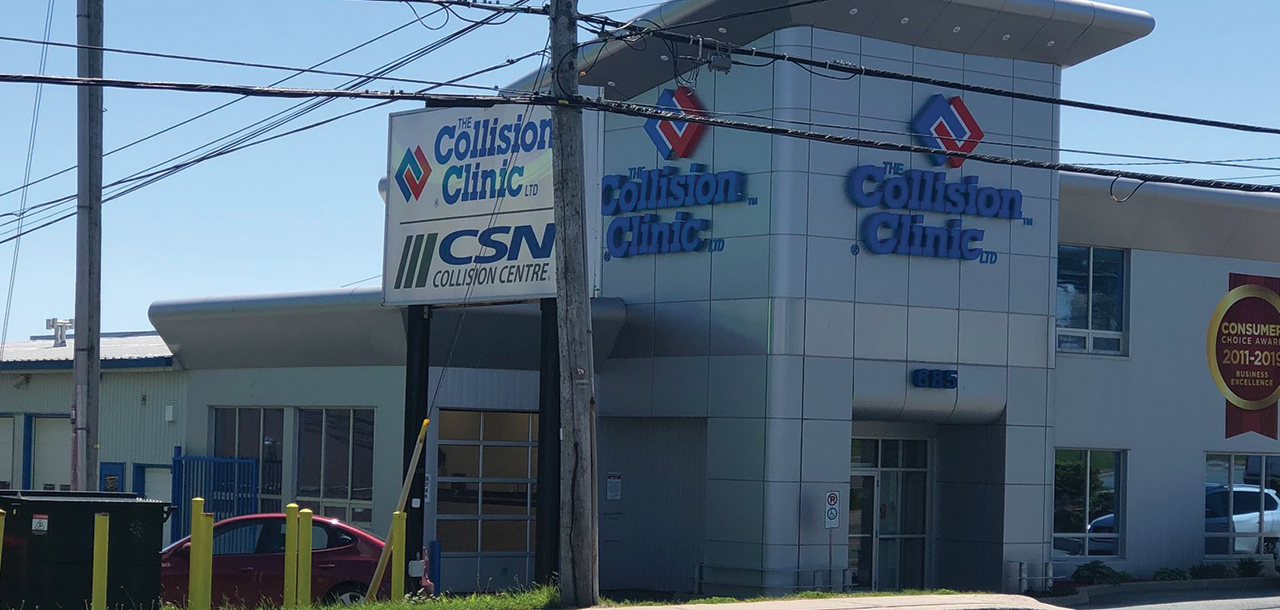 CSN – COLLISION CLINIC TOPSAIL ROAD