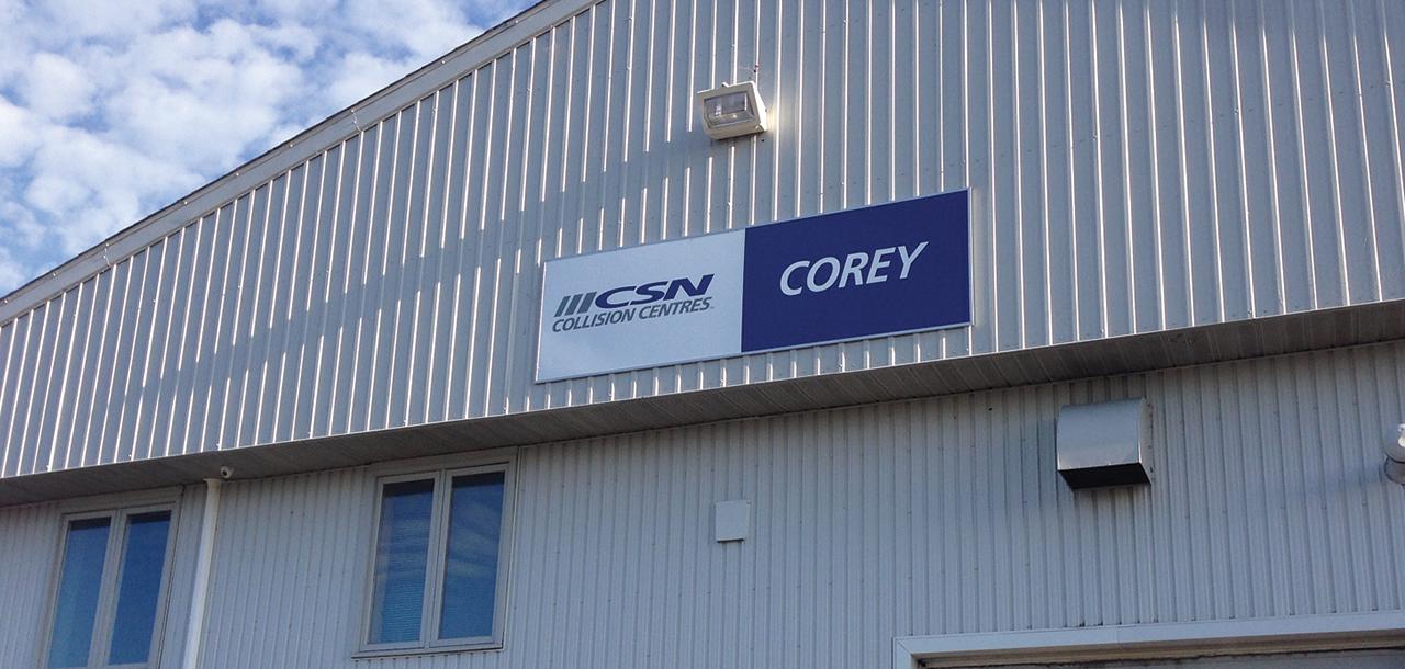 CSN – COREY