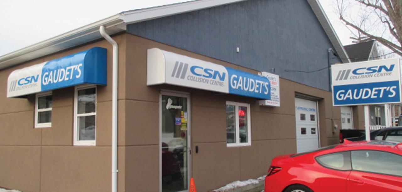 CSN – GAUDET'S