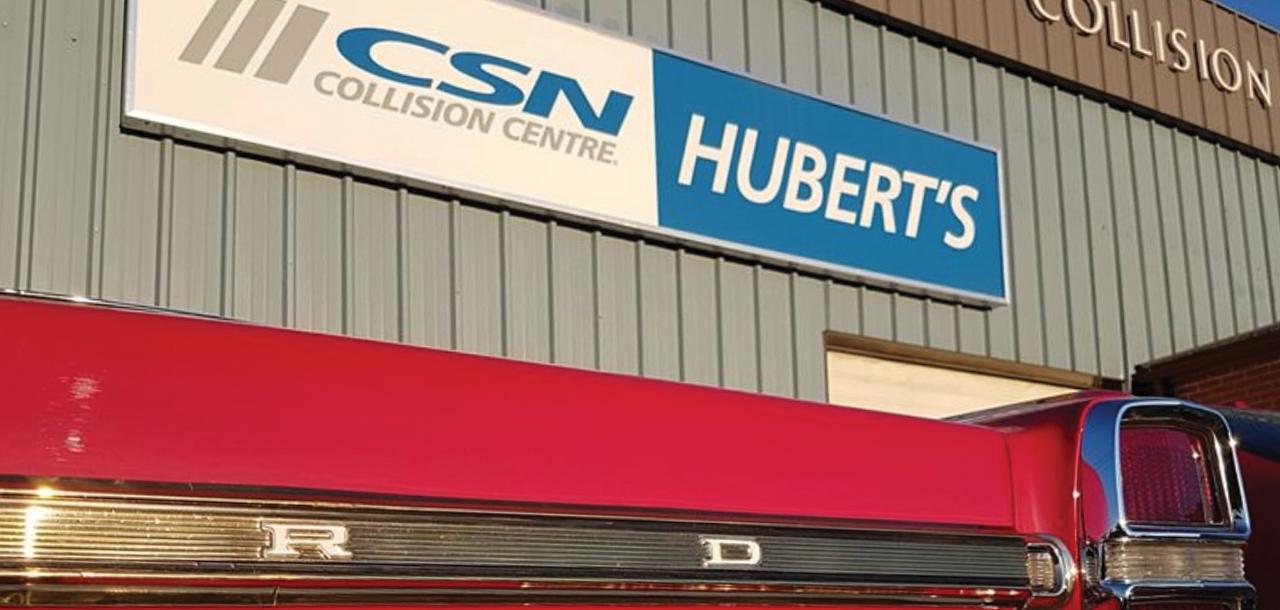 CSN HUBERT'S