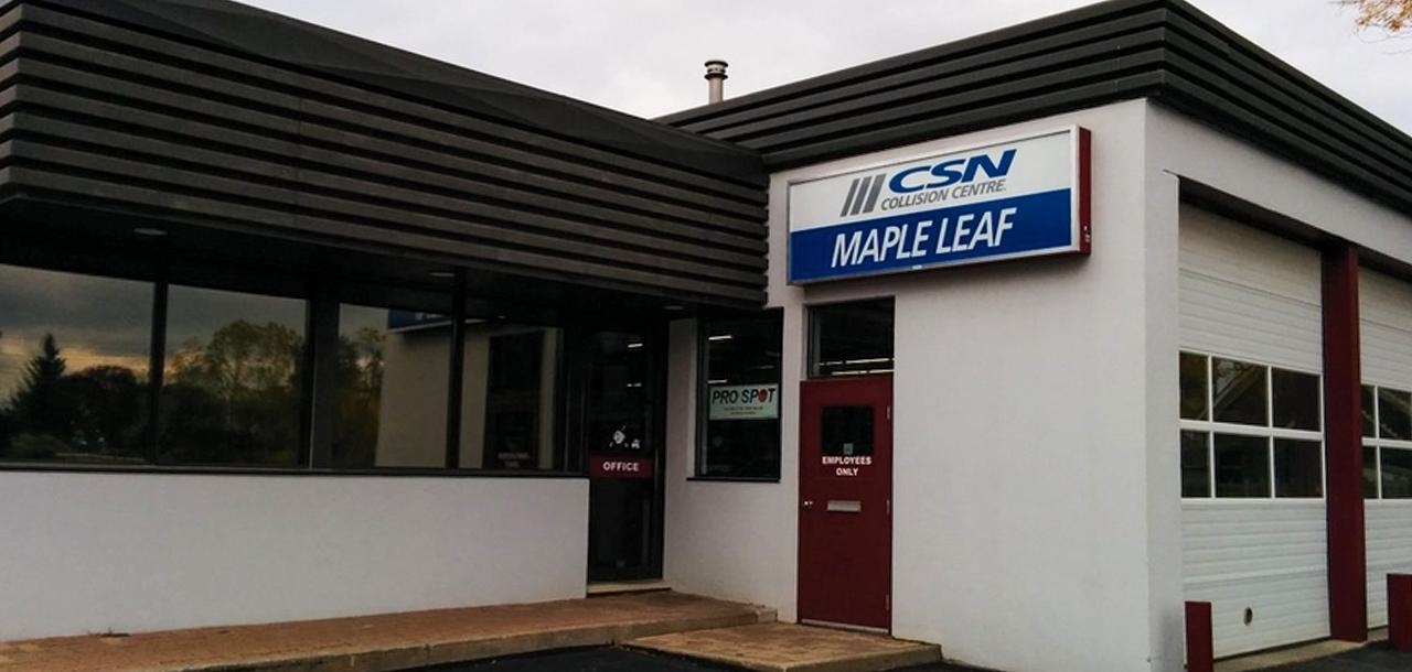 CSN MAPLE LEAF