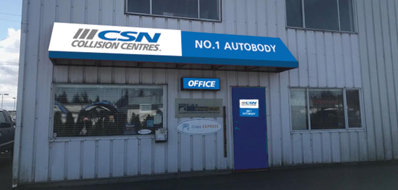 CSN – NO. 1 AUTOBODY