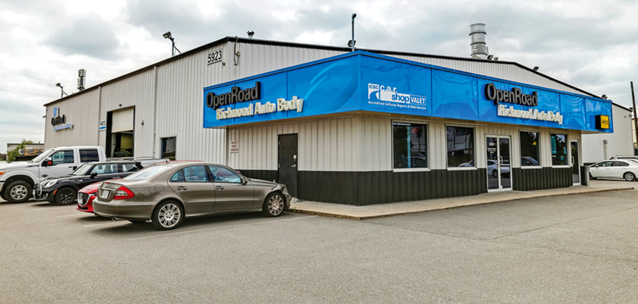 CSN – OPENROAD RICHMOND AUTO BODY – Langley