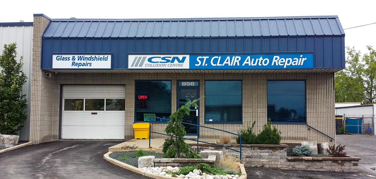CSN ST. CLAIR
