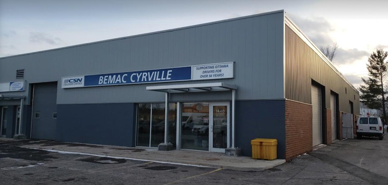 CSN BEMAC CYRVILLE