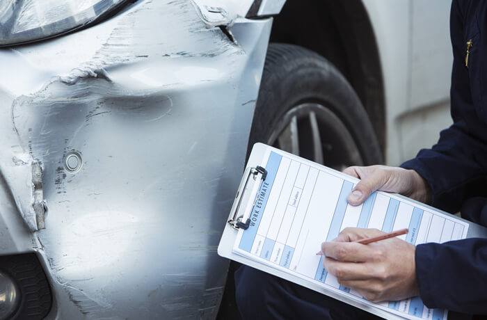 Auto Body and Paint Repair Estimates