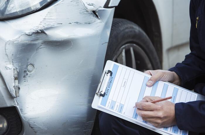Auto Body and Paint Repair Estimates