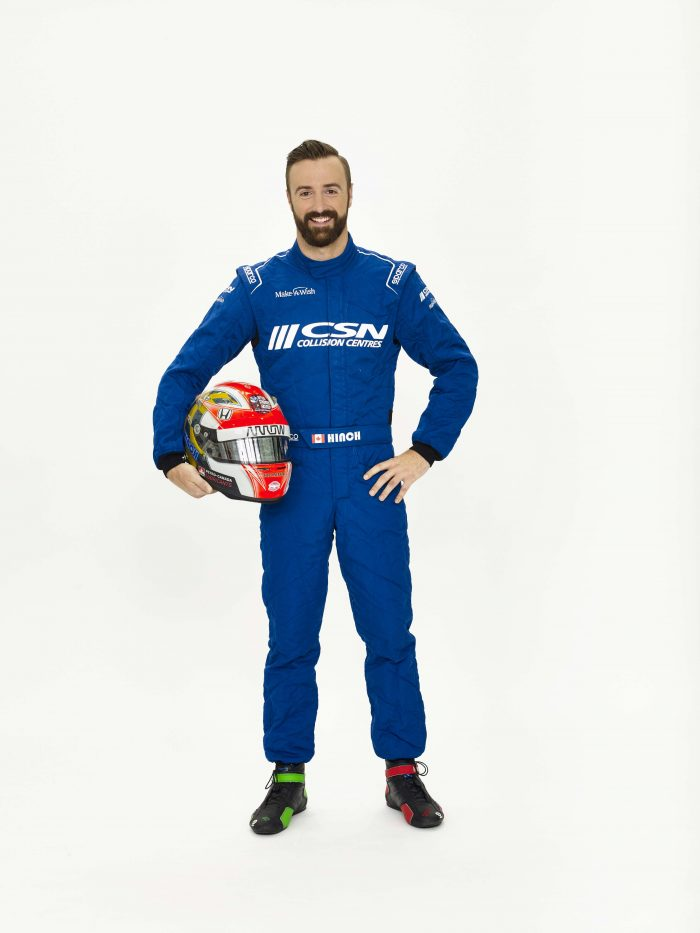 Windshield Repair Near Me >> CSN Collision Centres welcomes Canada's own IndyCar driver James Hinchcliffe as exclusive brand ...